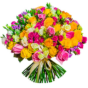 Цветы в троицке