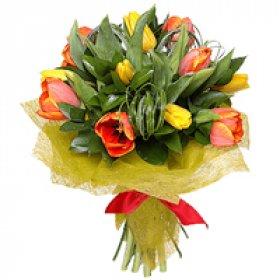 Создайте весеннее настроение цветами!